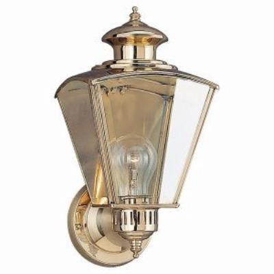 Sea Gull Lighting 8504-02 One Light Coach Lantern