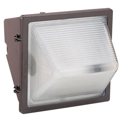 Sea Gull Lighting 86040B-10 Wall Packs - One Light Outdoor Wall Mount