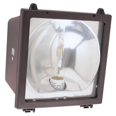 Sea Gull Lighting 86070B-10 Wall Packs - One Light Outdoor Flood
