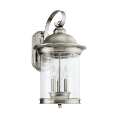 Sea Gull Lighting 88083-965 Hermitage - Three Light Outdoor Wall Lantern