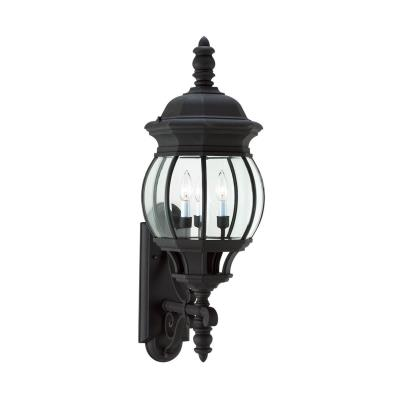 Sea Gull Lighting 88202-12 Wynfield - Three Light Outdoor Wall Mount