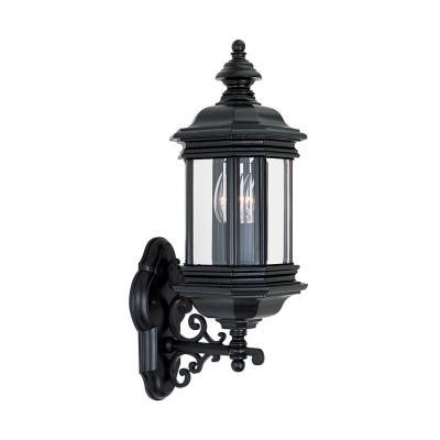 Sea Gull Lighting 8838-12 Two Light Outdoor Wall Fixture