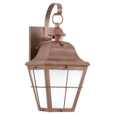 Sea Gull Lighting 89062BLE-44 Chatham - One Light Outdoor Wall Sconce