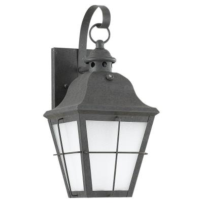 Sea Gull Lighting 89062BLE-46 Chatham - One Light Outdoor Wall Sconce