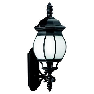 Sea Gull Lighting 89204BL One Light Outdoor Wall Mount