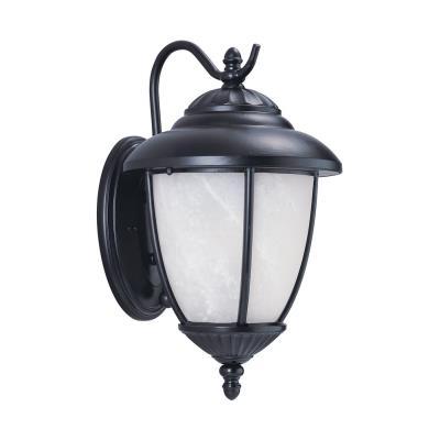 Sea Gull Lighting 89250BLE-12 Yorktowne - One Light Outdoor Wall Sconce