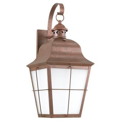 Sea Gull Lighting 89273BLE-44 Chatham - One Light Outdoor Wall Sconce