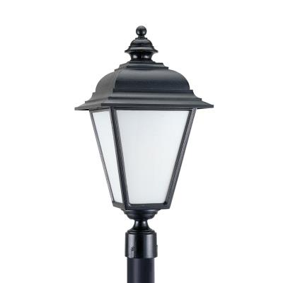 Sea Gull Lighting 89322 Bancroft - One Light Outdoor Post Lantern