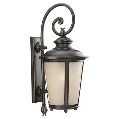 Sea Gull Lighting 89343BLE-780 Cape May - One Light Large Outdoor Wall Sconce