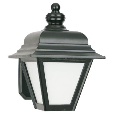 Sea Gull Lighting 8972PBLE-12 Single-light Fluorescent Wall Lantern