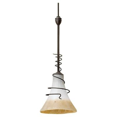 Sea Gull Lighting 94560-71 One Light Saratoga Convertible Pendant Assembly
