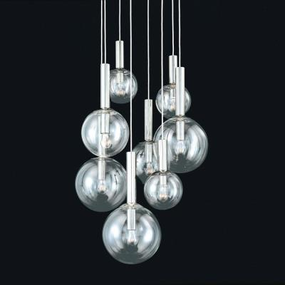 Sonneman Lighting 3768 BUBBLES 8-LIGHT ROUND PENDANT