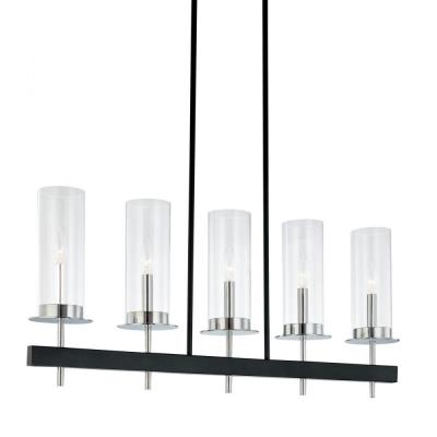 Sonneman Lighting 4065 TUXEDO 5 LIGHT BAR PENDANT
