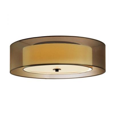 Sonneman Lighting 6013.51F Puri - Three Light Flush Mount