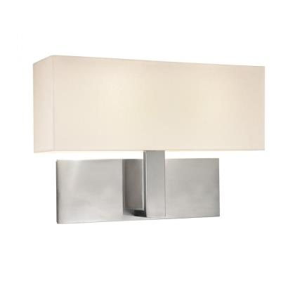 Sonneman Lighting 7025.13F Mitra - Two Light Wall Sconce