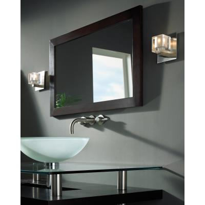 Tech Lighting 700WSCUB Cube - One Light Wall Sconce
