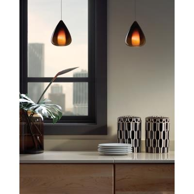Tech Lighting 700FJSOL Soleil - One Light FreeJack Low Voltage Pendant
