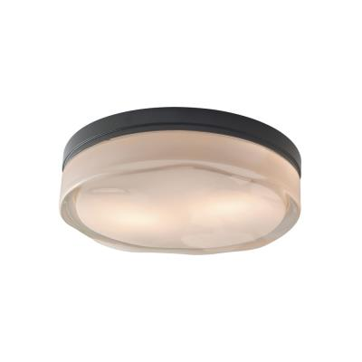 Tech Lighting 700FMFLDRS Fluid - One Light Round Small Flush Mount