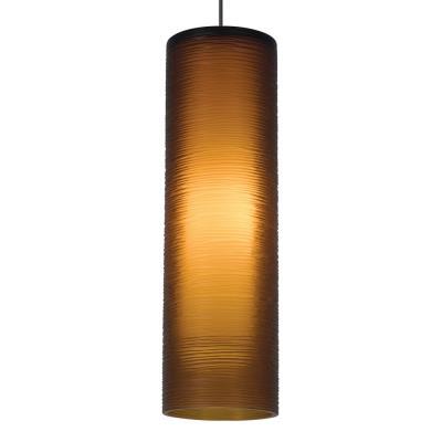 Tech Lighting 700KLBRG Borrego - One Light Kablelite Low Voltage Pendant