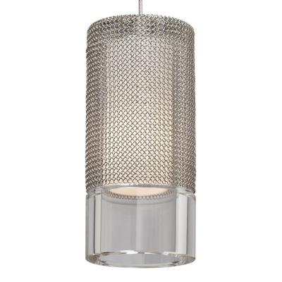 Tech Lighting 700MO2MCN Manchon - One Light Two Circuit Monorail Low Voltage Pendant