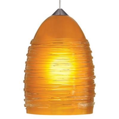 Tech Lighting 700MONSP Small Nest - One Light Monorail Low Voltage Pendant