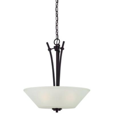 Thomas Lighting 190061719 Pittman - Three Light Pendant