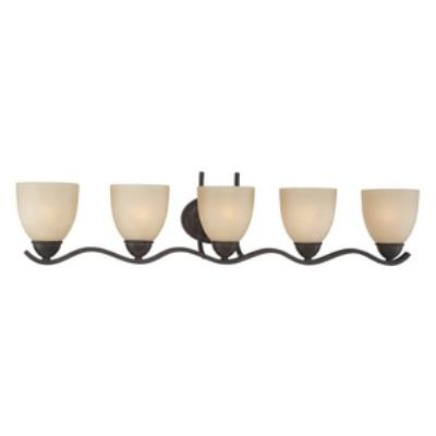 Thomas Lighting SL7175-22 Triton - Five Light Bath Vanity