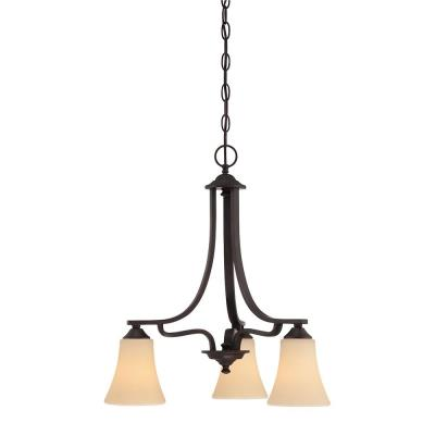 "Thomas Lighting TK0019704 Treme - 21"" Three Light Pendant"