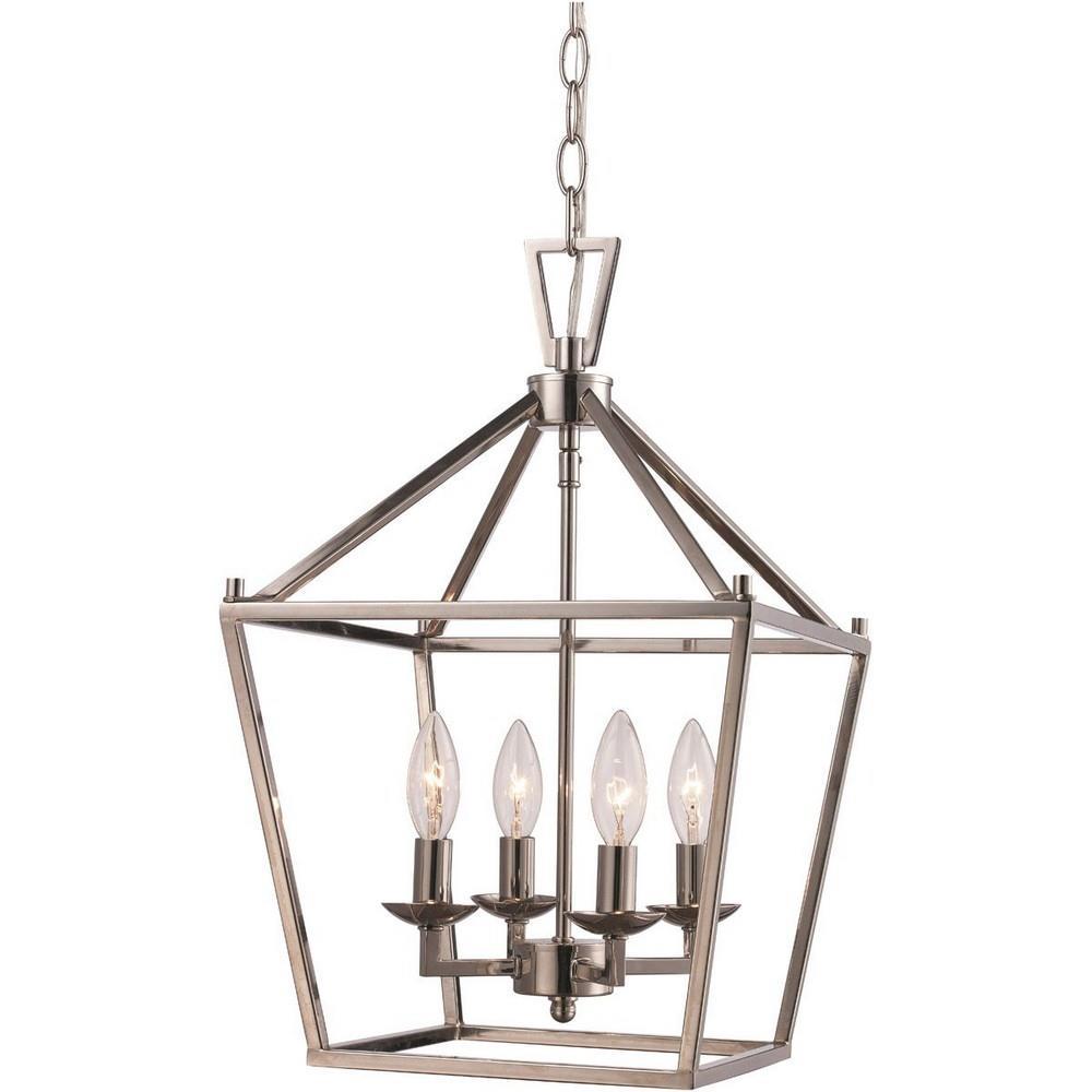 trans globe lighting 10264 lacey four light pendant