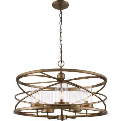 Trans globe lighting 10525 asl altadena five light pendant mozeypictures Images