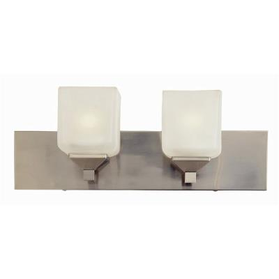 Trans Globe Lighting 2802 Two Light Bath Bar