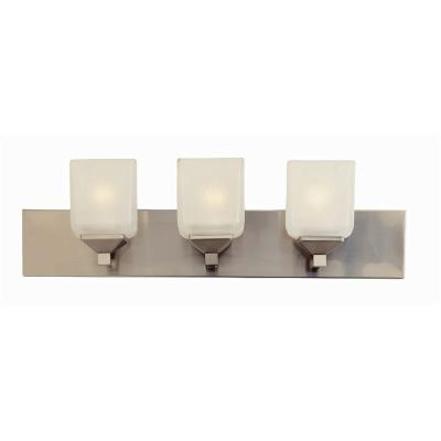 Trans Globe Lighting 2803 Three Light Bath Bar