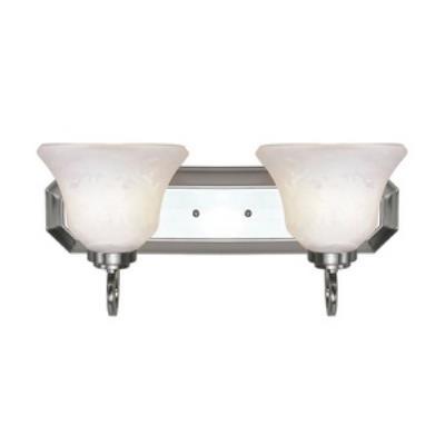 Trans Globe Lighting 3412 Infinity - Two Light Bath Vanity