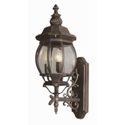 Trans Globe Lighting 4051 Classic - Three Light Wall Bracket - Up