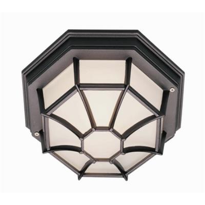 "Trans Globe Lighting 40582 The Standard - 11"" Large Flush Mount"