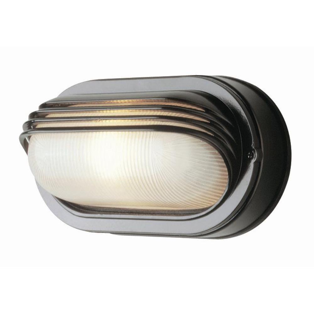 414a2ad59a2 Trans Globe Lighting 4123 The Standard - One Light Oval Bulkhead - Eye  Lash. Tap to expand