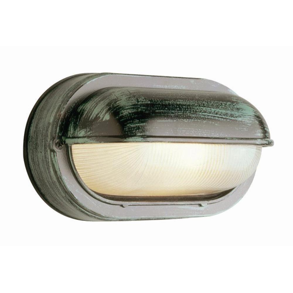 6d658f62088 Trans Globe Lighting 4125 The Standard - One Light Oval Bulkhead - Eye  Brow. Tap to expand