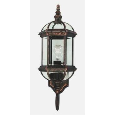 Trans Globe Lighting 4180 Classic - One Light Scroll Up Arm Wall Bracket