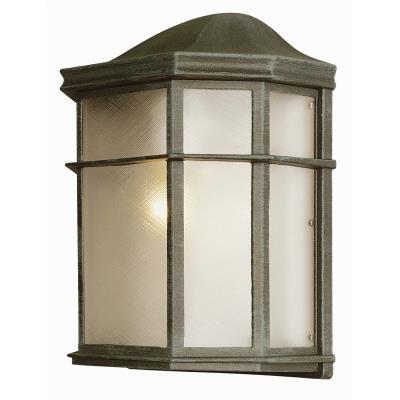 Trans Globe Lighting 4484 The Standard - One Light Outdoor Wall Pocket Lantern