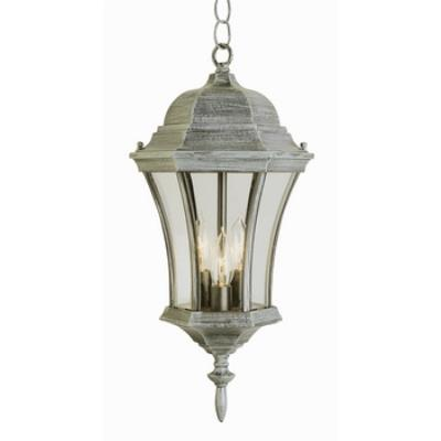 Trans Globe Lighting 4505 The Standard - Three Light Outdoor Large Hanging Lantern