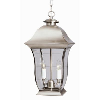 Trans Globe Lighting 4975 Classic - Two Light Outdoor Hanging Lantern
