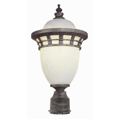 Trans Globe Lighting 5112 One Light Medium Outdoor Post