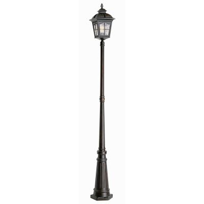 Trans Globe Lighting 5423 Chesapeake - One Light Outdoor Post Lantern