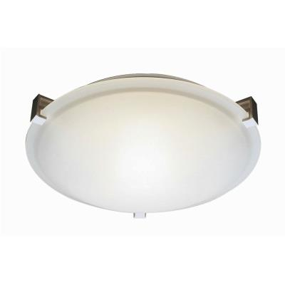 Trans Globe Lighting 59000 Back To Basics - Two Light Flush Mount