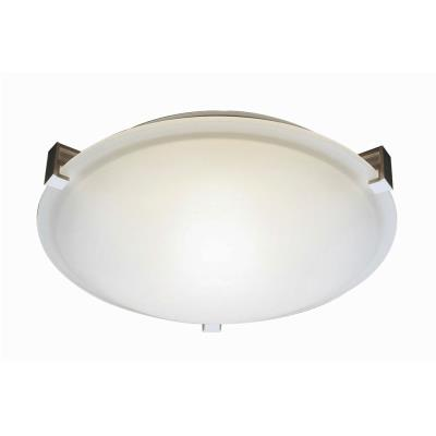 Trans Globe Lighting 59903 Back To Basics - Three Light Flush Mount