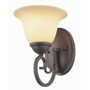 New Century - One Light Wall Sconce