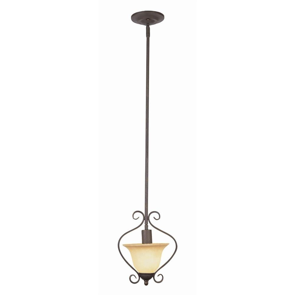 6522 Two Light Up Lighting Wall Sconce