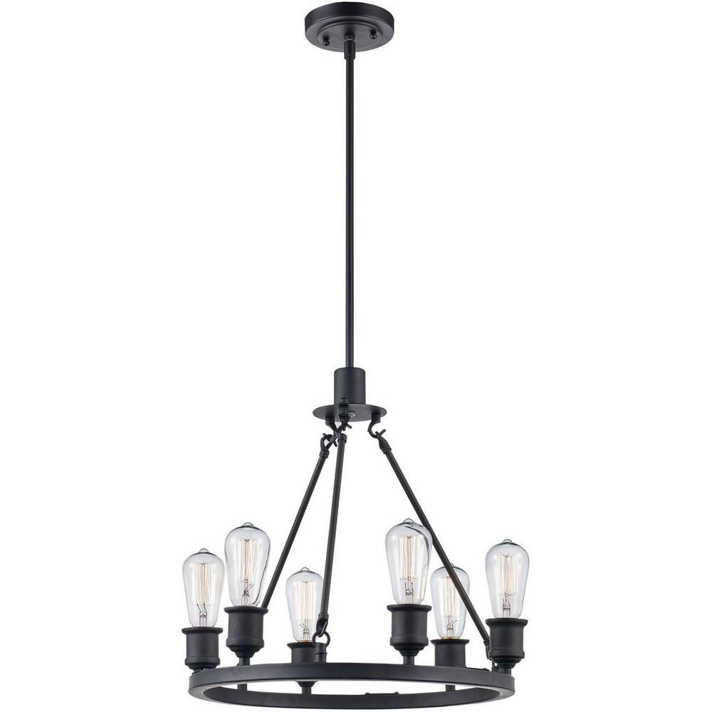 Underwood Six Light Pendant