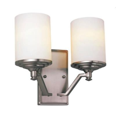 Trans Globe Lighting 7922 BN Two Light Wall Sconce