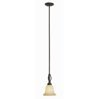 Trans Globe Lighting 8164 Farmhouse - One Light Mini Drop Pendant